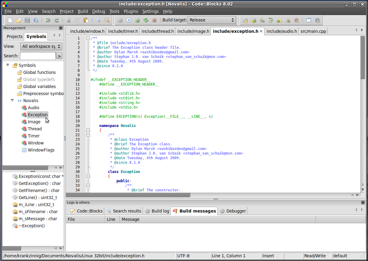 Code blocks c ide full version full software Code compiler