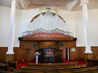 NG Kerk Swellendam se orrel