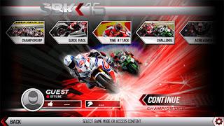 SBK15 Official Mobile Game Full Version