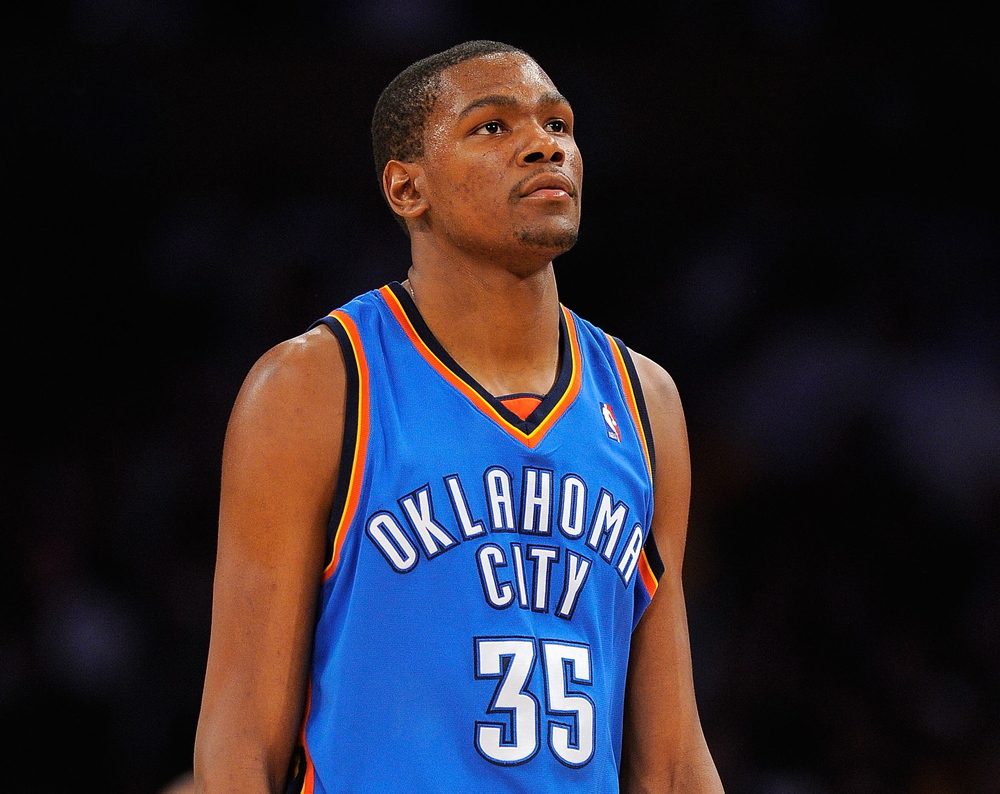 Kevin Durant | The Spo...