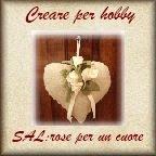 SAL:rose per un cuore