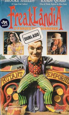 Freaklândia - O Parque dos Horrores Dublado 1993