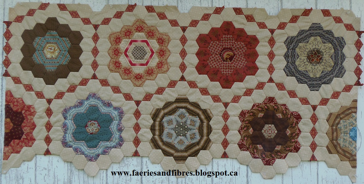 Faeries and Fibres: Road 66 - Row 3 and more : route 66 quilt pattern - Adamdwight.com