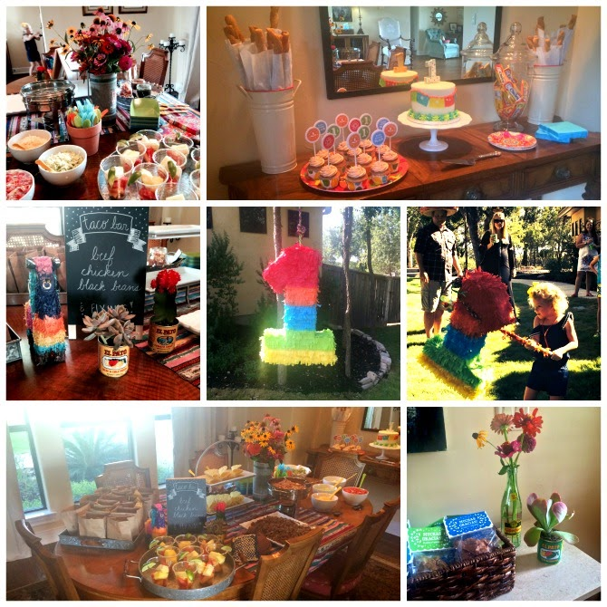 The Holland House: Fiesta Party Details