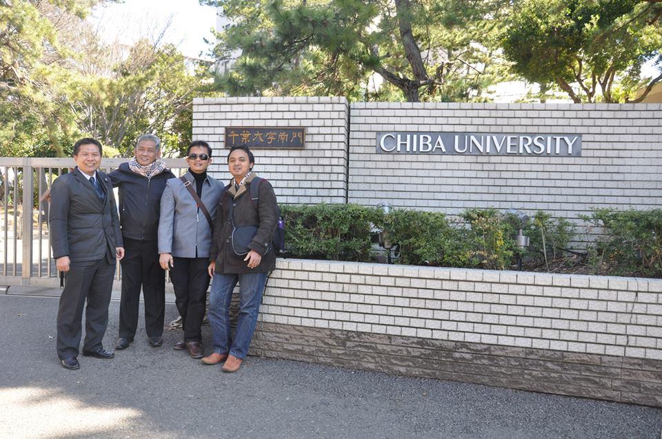 Chiba University, Japan