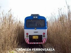 "PERCANCE EN ""EL TREN DE LOS PUEBLOS LIBRES"" QUE PUDO HABER SIDO UNA TRAGEDIA"