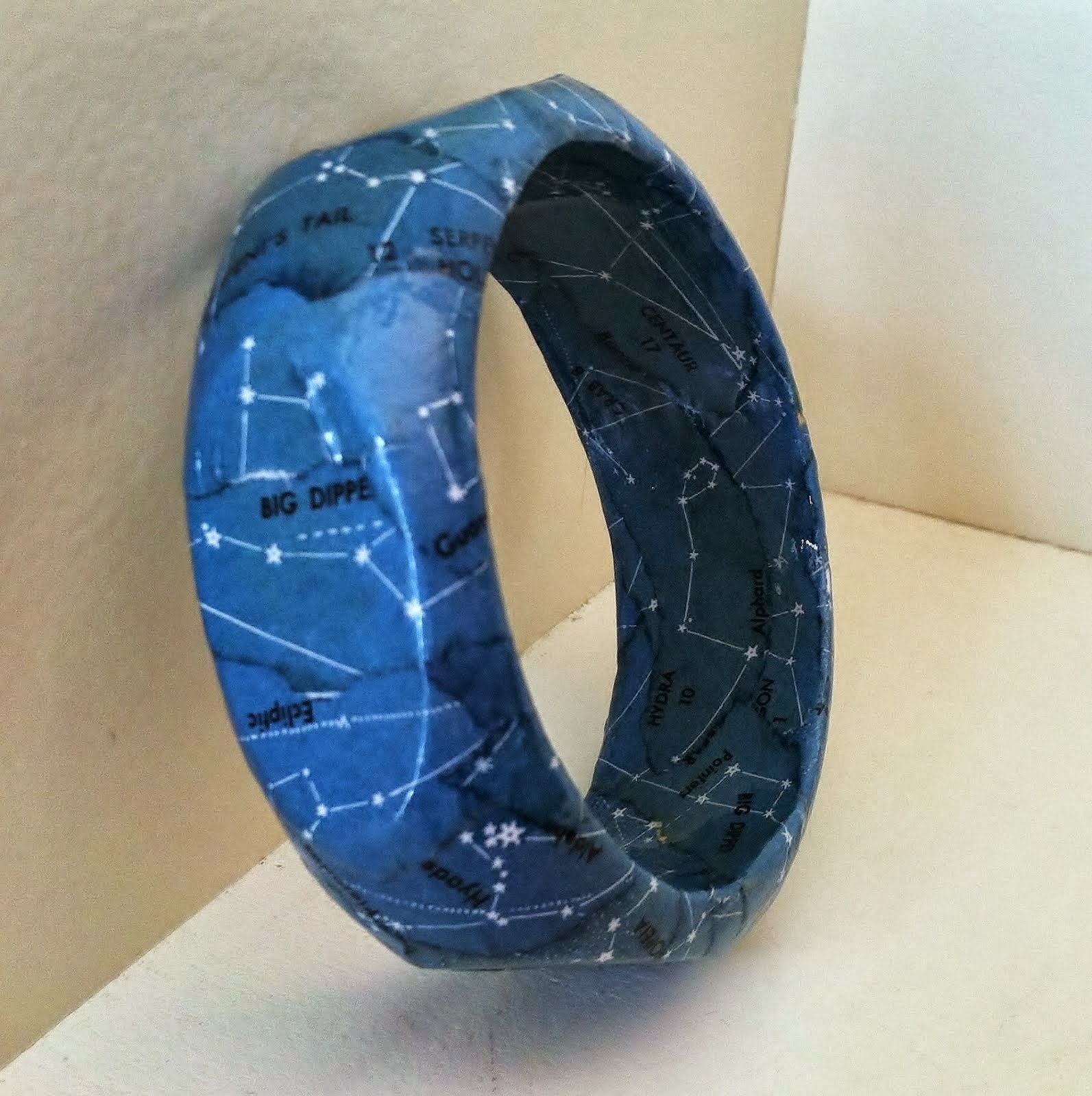 Vintage Constellation Bangle