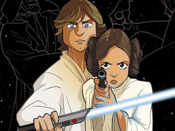 Lançamentos de julho: Editora Abril Jovem - Disney / Star Wars