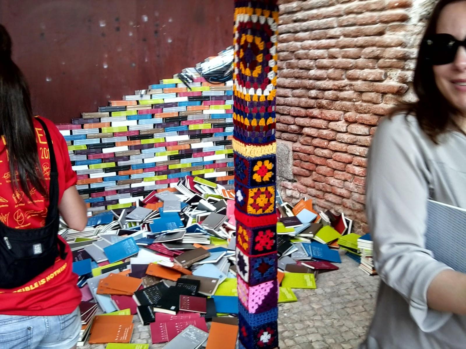 Arte, Arte contemporáneo, Exposiciones Madrid, Blog de Arte, Voa-Gallery, Yvonne Brochard, Masquelibros, Suso33,