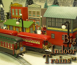 Big Indoor Trains