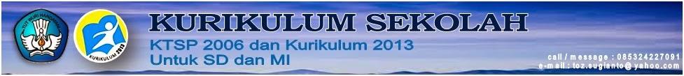 Kurikulum 2013 SD-MI