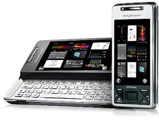 Harga Dan Spesifikasi Sony Ericson X1