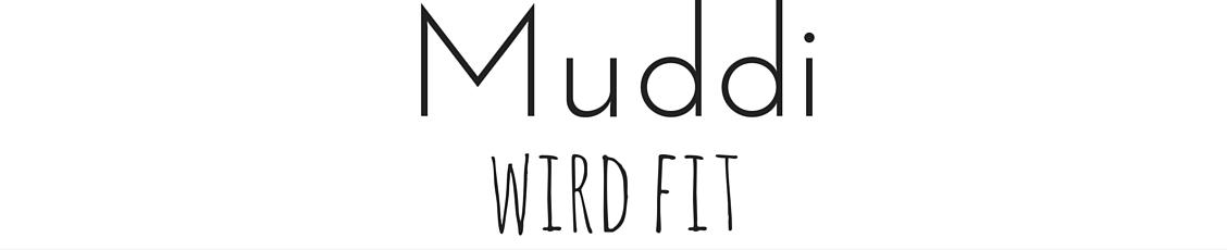 Muddi Wird Fit
