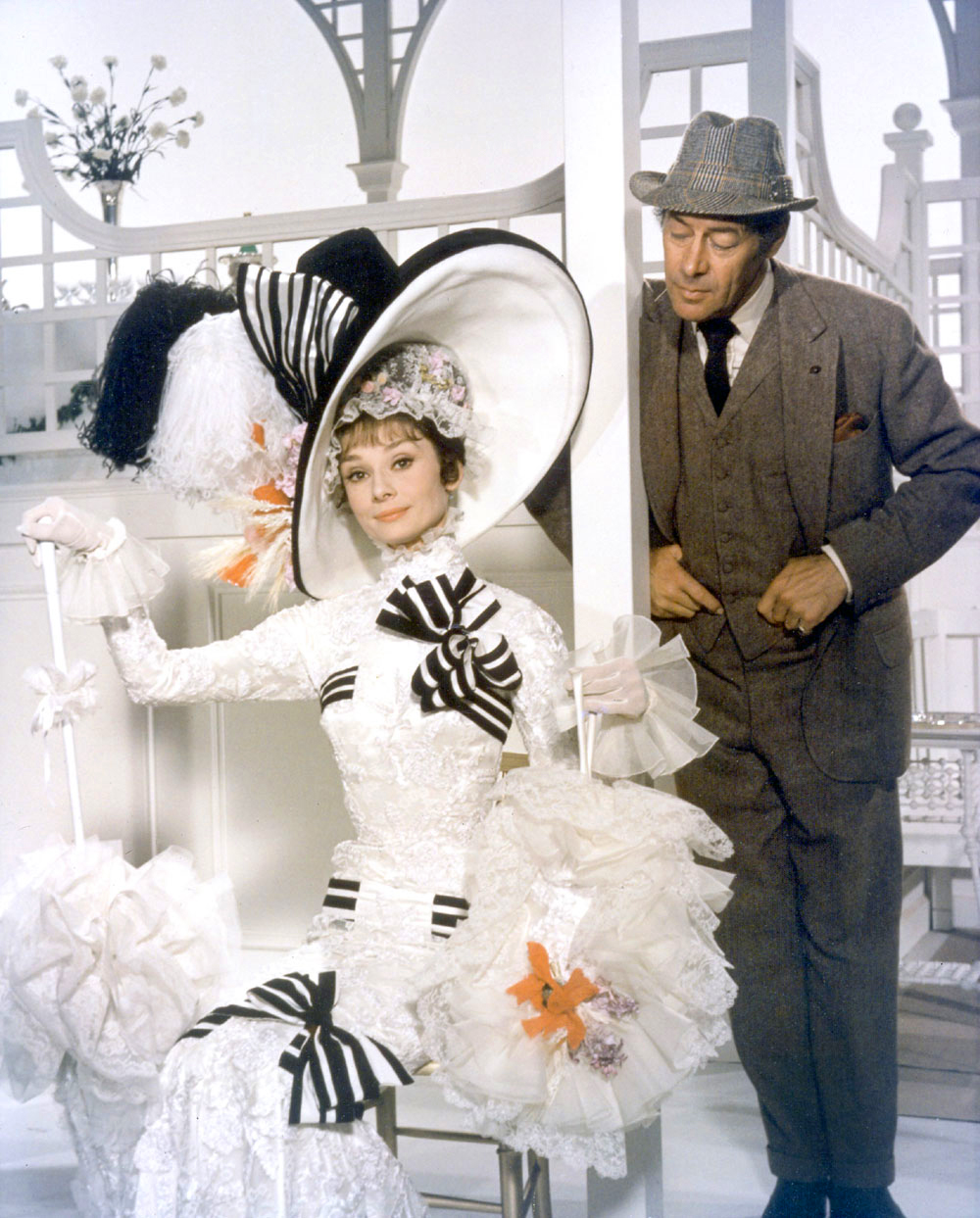 a scene by scene analysis of my fair lady My fair lady is the best and most unlikely of musicals, during which i cannot decide if i am happier when the characters are talking or when they are singing ultimately resting on a scene of verdant nature not entirely.