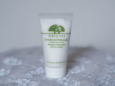 Origins Check and Balances Frothy Face Wash