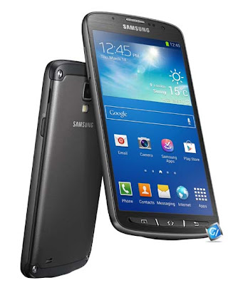 Galaxy S4 Active Spec