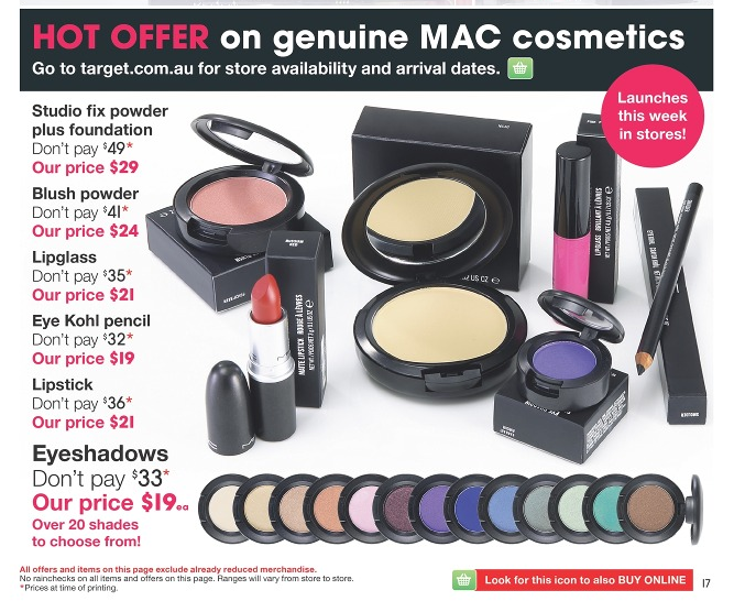 good news for aussie makeup lovers mac is being launched