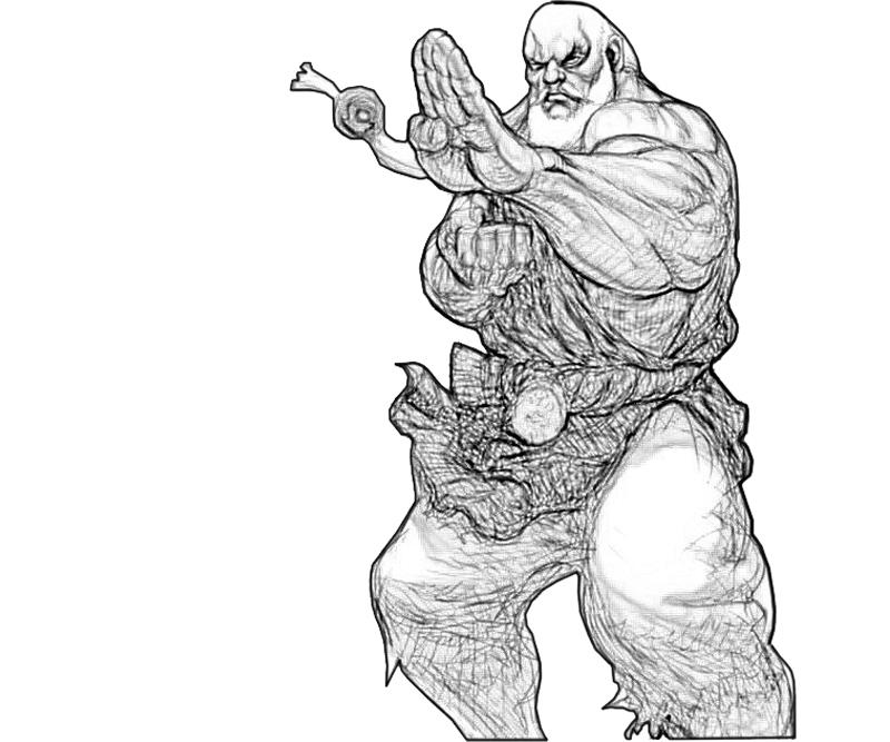printable-gouken-battle-cry_coloring-pages