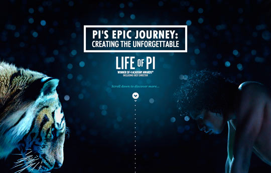 journeys assignment on life of pi Honors english language arts ii challenges students to expand their complete a hero journey chart for the character of pi assignment #3 life of pi.