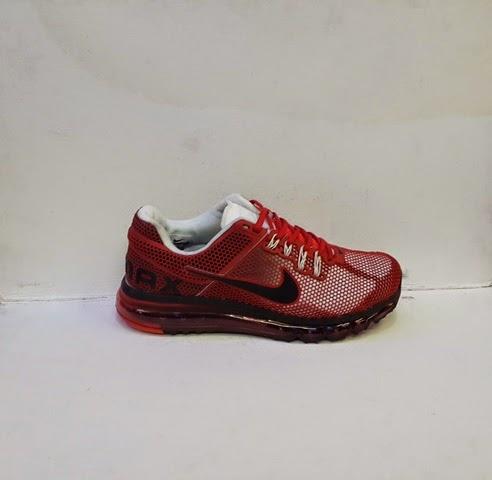 sepatu nike warna merah, nike murah red