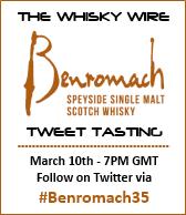 Benromach Tweet Tasting III
