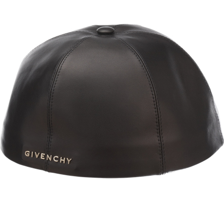 GIVENCHY LEATHER BRIMLESS CAP - I wanna see him hanging in my closet 1f10d13c10f