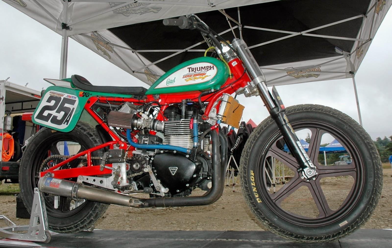 Poppa Wheelie Shayna Texter 25a Latus Motors Triumph