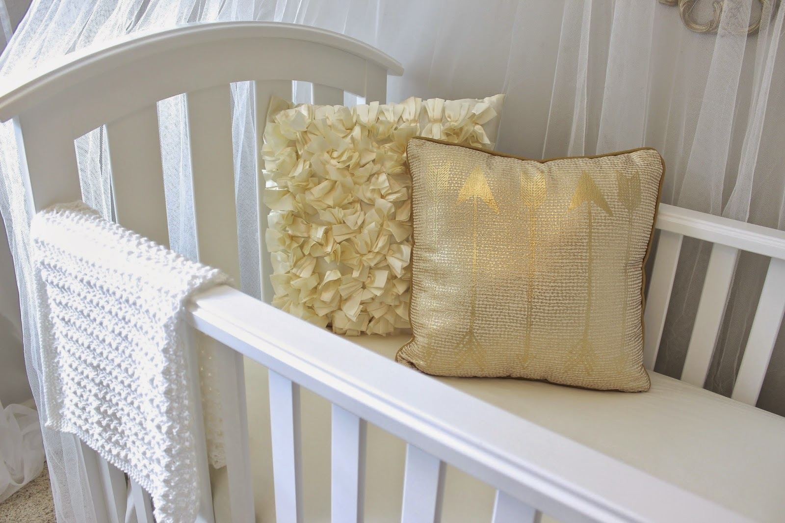 elegant nursery decor