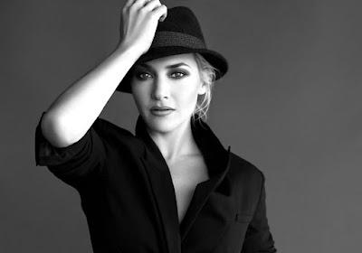 la elegancia de Kate Winslet.