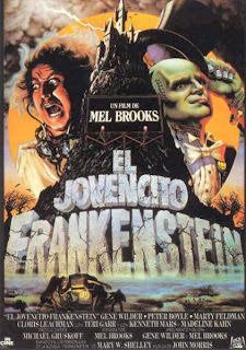 El Jovencito Frankenstein