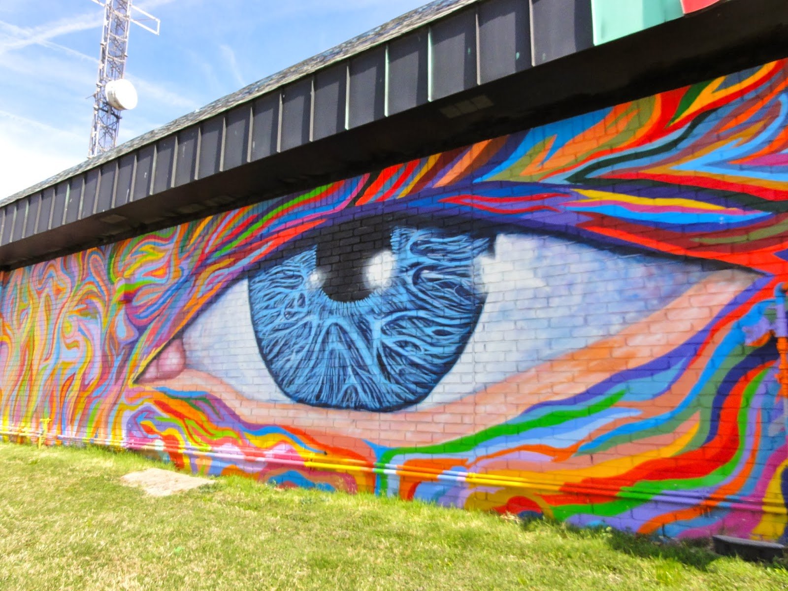 exploring austin 39 s street art murals mosaics free fun