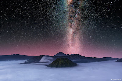 Tips Memfoto Milky Way