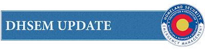 image stating DHSEM Update