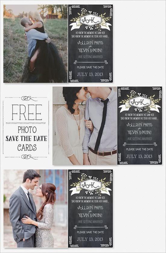 http://www.weddingchicks.com/2013/01/25/free-photo-save-the-date-cards/