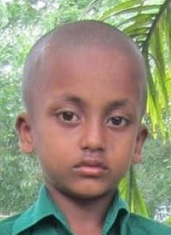 Najimuddin - Bangladesh (BD-402), Age 7