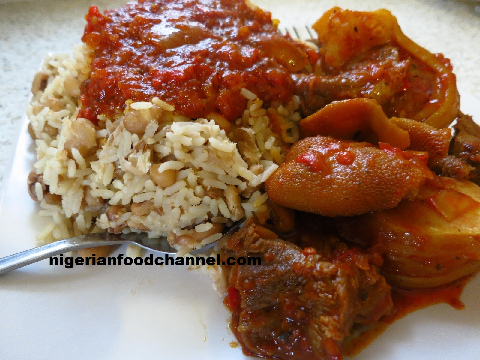 How to cook nigerian rice and beans nigerian food recipes how to cook nigerian rice and beans nigerian food recipes nigerian food channel dishes cuisine delicacies nigerian food channel dishes cuisine forumfinder Choice Image