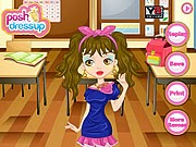 Game trang điểm cho hot girl