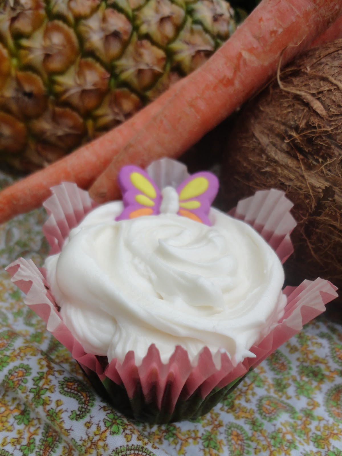 Best Carrot Cupcake Recipe Ever