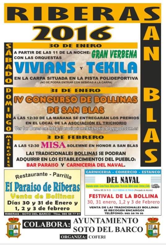 San Blas 2016
