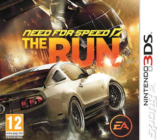 Need for Speed: The Run EUR 3DS GAME [.CIA]