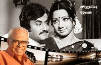 The infograph of Director K.Balachander By. K.S.Thurai
