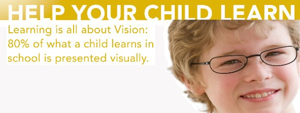 At Vision Source Vancouver, optometrists help children learn by treating vision problems that interfere wit learning.