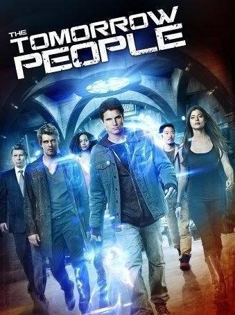 xem phim Loài Người Tương Lai - The Tomorrow People 2013 full hd vietsub online poster
