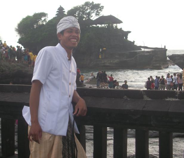 Daya Tarik Wisata Tanah Lot Bali