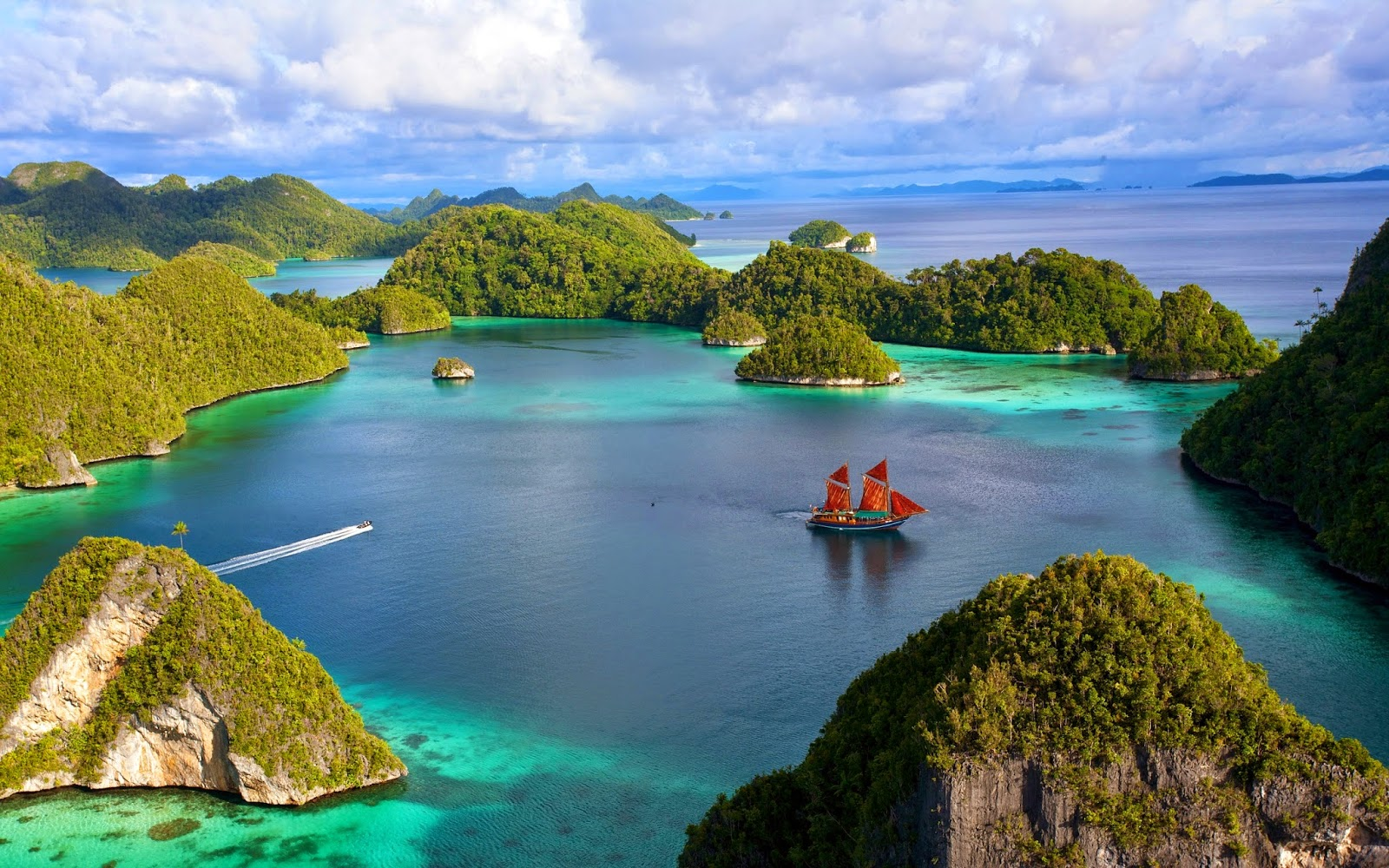 Magnificent natural landscapes of Indonesia from Longo Hindarto 95