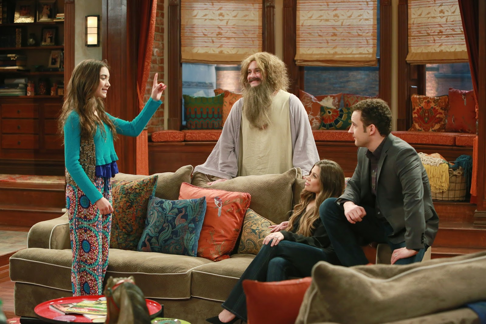 Girl Meets World - Girl Meets Mr. Squirrels - Review