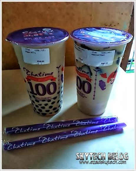 Wordless Wednesday - Promosi RM1 WeChatime