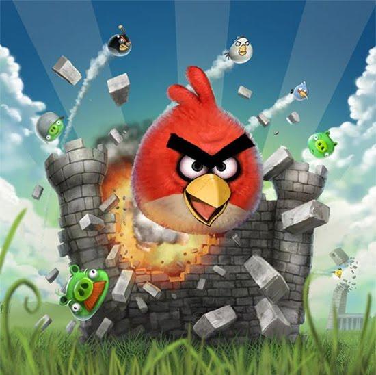 Angry Birds en formato jar para celulares