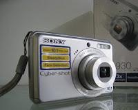 jual kamera bekas sony dsc-s9030