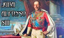 Jura de Alfonso XIII.